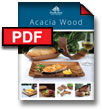 Acacia Wood Product Catalog Download PDF