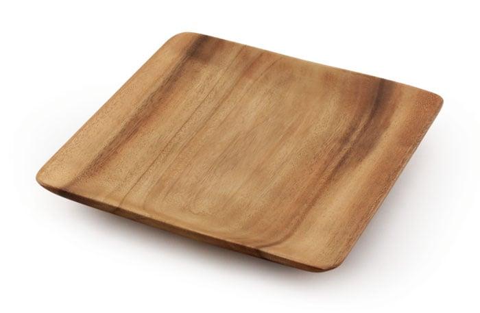 Square Dinner Plate 1  x 8  x 8   sc 1 st  South Seas Native Treasures & PLATE SATIN 1
