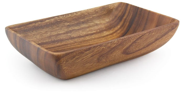 "Rectangular Bowl 3"" x 12"" x 7.5"""